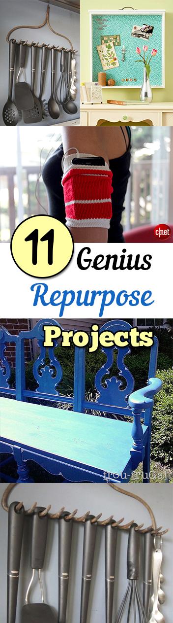 11 Genius Repurpose Projects