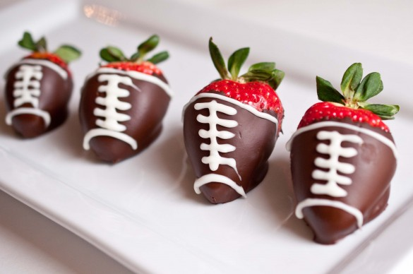 12 Perfect Football Party Snacks