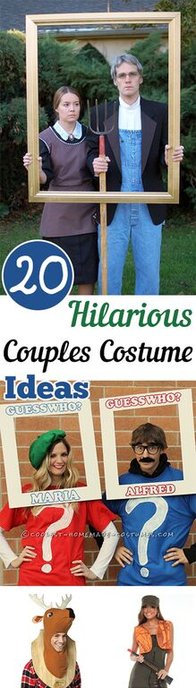 Halloween costume ideas, couples costumes, Halloween couples costumes, popular pins, funny Halloween costumes.een couples costumes, popular pins, funny Halloween costumes.