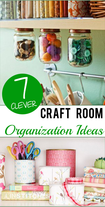 Craft room organization, craft room inspiration, DIY craft room, craft room organizing hacks, craft supply organization, popular pin, craft supply storage