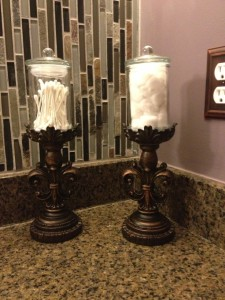 Affordable Bathroom Accents