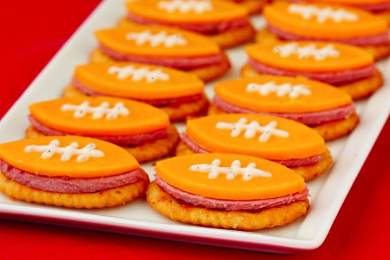 9 Football Season Snack Ideas