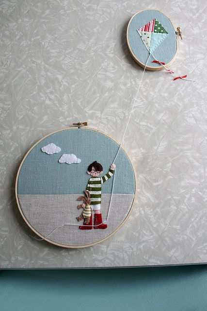 7 Ways to Use an Embroidery Hoop
