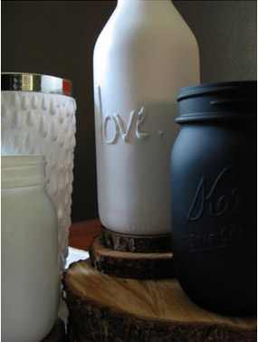 6 inexpensive Mason Jar Crafts