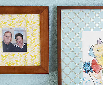 5 Creative Scrapbook Paper Projects