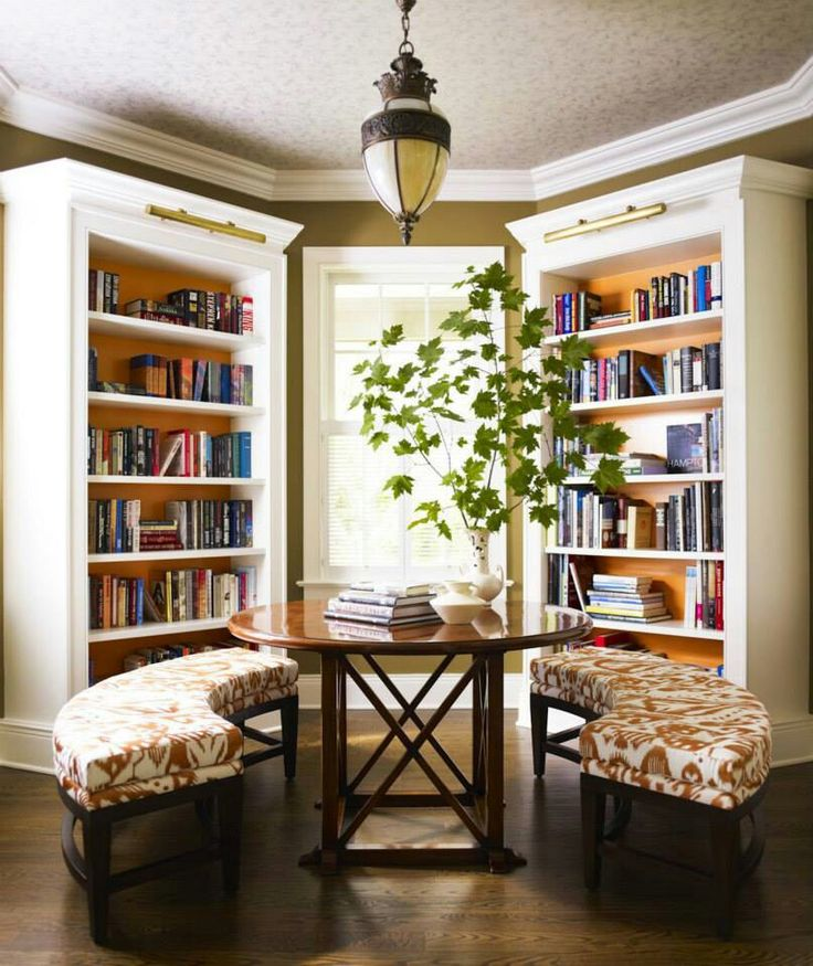 45 Design Ideas Of Amazing Home Libraries: 9 Amazing Home Library Ideas