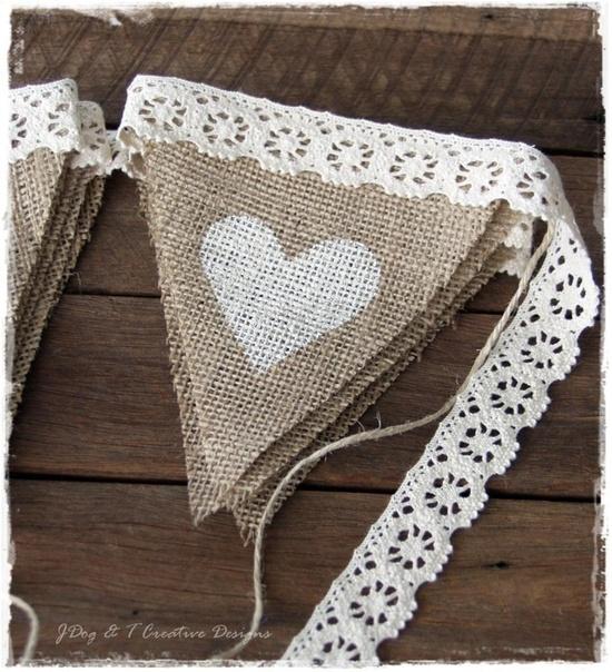 Decorating With Burlap Fabric