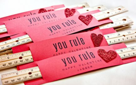 6 Cute Valentines for Your Kid's Class