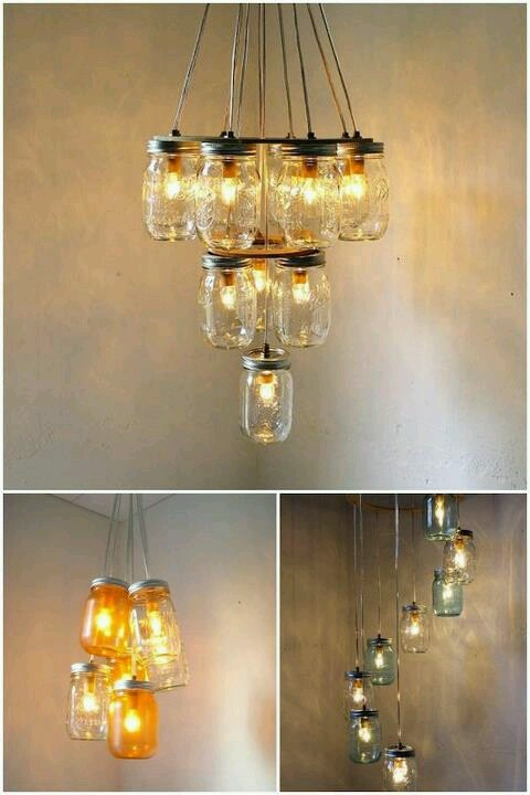 13 crazy cool diy chandeliers page 4 of 14 my list of for Cool diy chandeliers