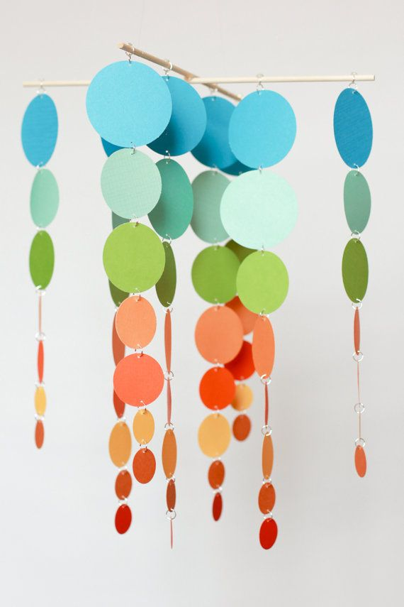 9 Awesome Paint Chip Craft Projects