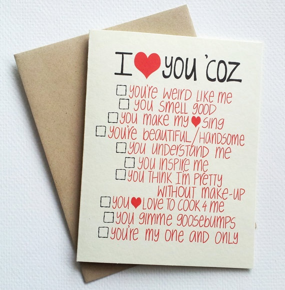 10 Valentines Day Cards for HIM Page 7 of 11 – Special Valentine Cards for Him