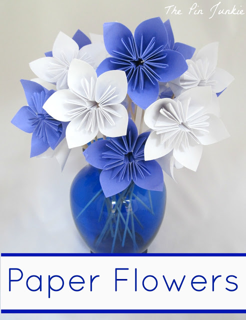 how to make different flowers