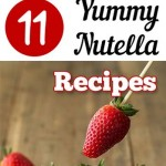 11 Yummy Nutella Recipes