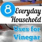 8 Everyday Household Uses For Vinegar