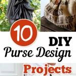 10 DIY Purse Design Projects