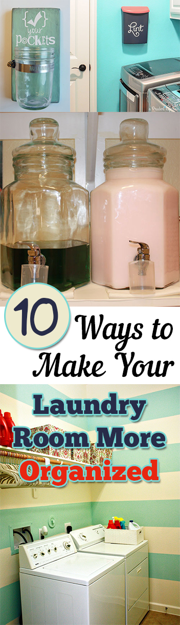 10 ways to make your laundry room more organized page 9 21340 | 10 ways to make your laundry room more organized 1