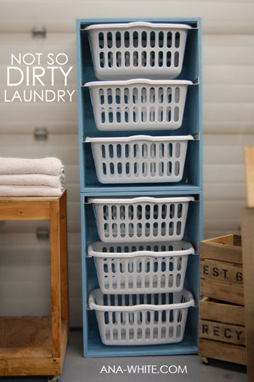 10 Ways To Make Your Laundry Room More Organized My List