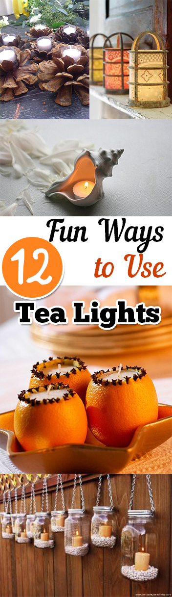 12 Fun Ways To Use Tea Lights Page 8 Of 13 My List Of