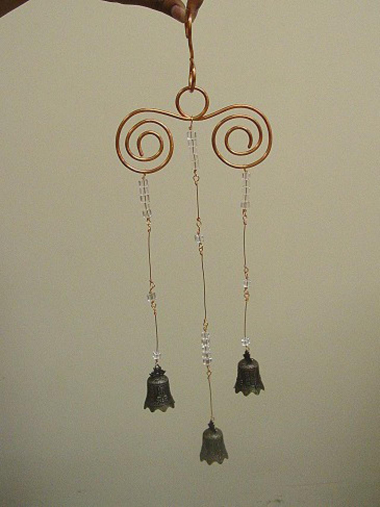 10 homemade wind chime ideas and projects page 5 of 11 for Homemade chimes