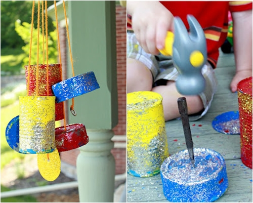 Wind Chime projects, DIY wind chime, easy wind chime projects, popular pin, porch decorations, DIY porch decorations, DIY patio, outdoor living.