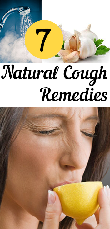 7 Natural Cough Remedies