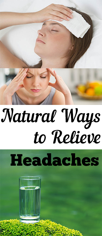 Natural Ways to Relieve Headaches