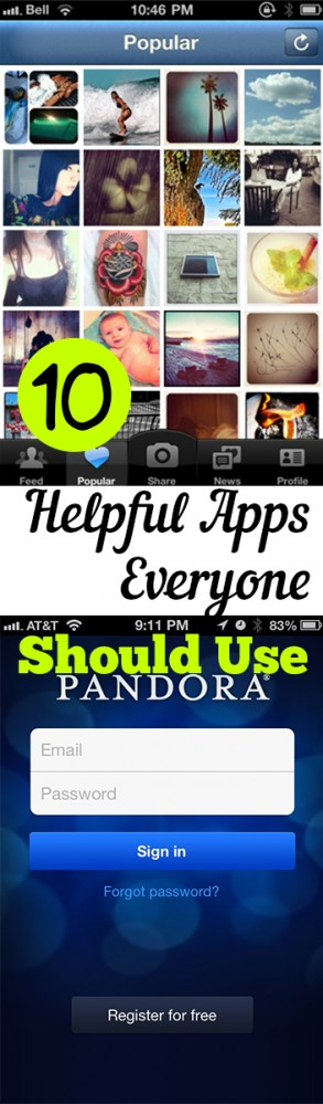 12 Helpful Apps Everyone Should Use