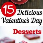 15 Delicious Valentines Day Desserts
