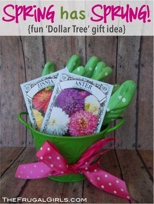 25 creative easter egg fillers that aren39t candy page for Best gifts for gardeners