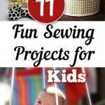 11 Fun Sewing Projects For Kids