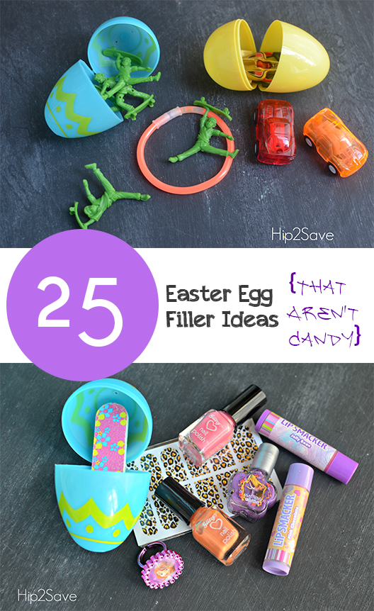25 Creative Easter Egg Fillers