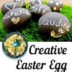Creative Easter Egg Dye Ideas