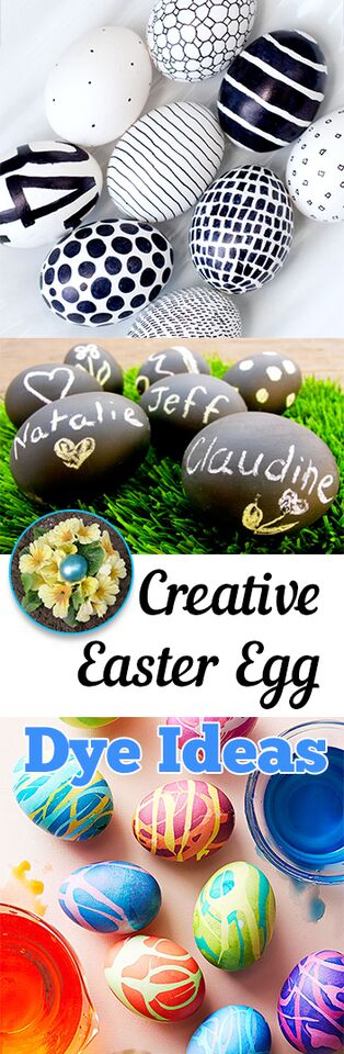 Creative Easter Egg Dye Ideas Page 6 Of 8 My List Of Lists