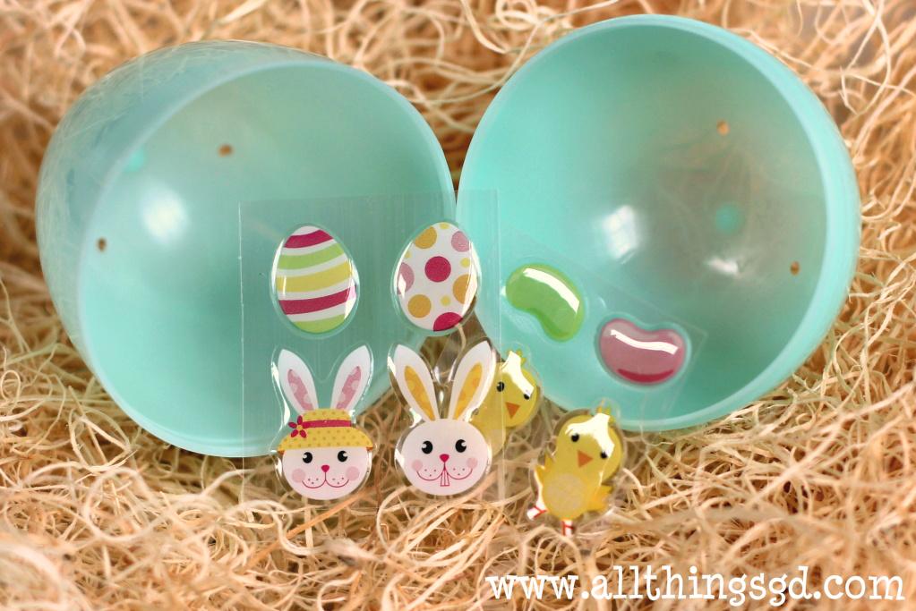 Easter Basket ideas for toddler 3