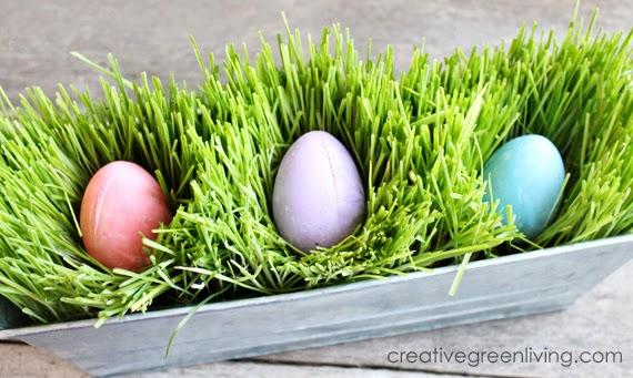 Easter grass 6