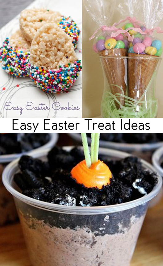 Easy Easter Treat Ideas