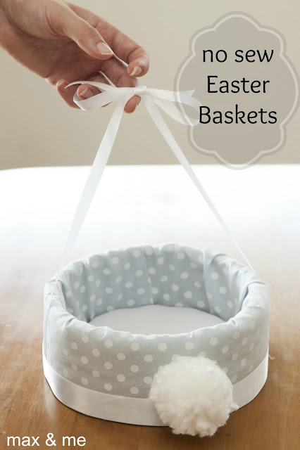 No Sew Easter Baskets 12