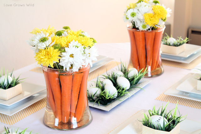 10 Beautiful Ideas for Easter Brunch