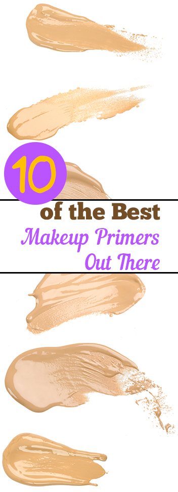 10 of the Best Makeup Primers Out There