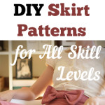 12 DIY Skirt Patterns for All Skill Levels