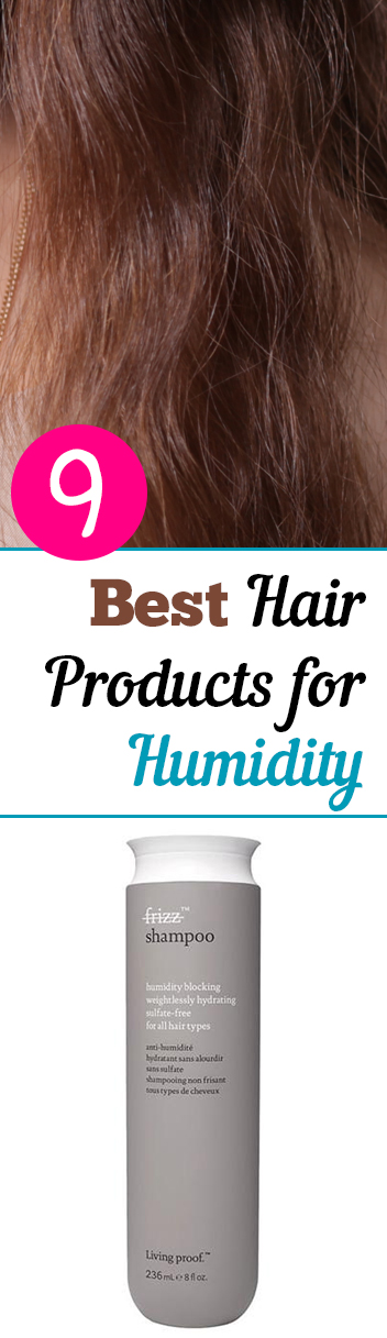 9 Best Hair Products for Humidity