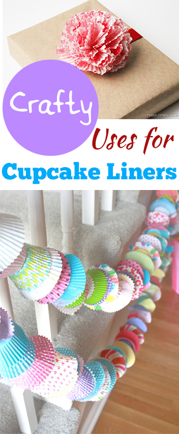 Crafty Uses for Cupcake Liners