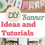 DIY Banner Ideas and Tutorials