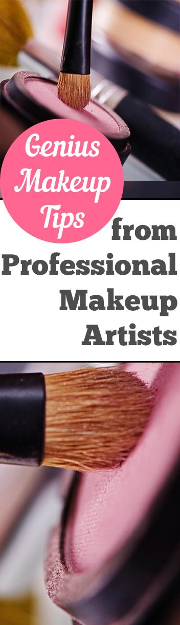 Makeup Tips from Professional Makeup Artists