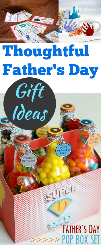 Thoughtful Father's Day Gift Ideas