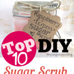 Top 10 DIY Sugar Scrub Recipes