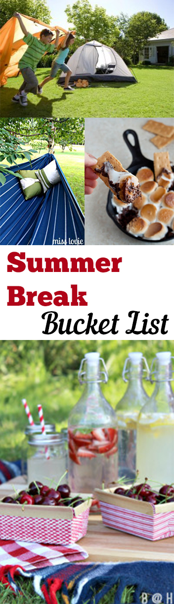 Summer break bucket list, pool hacks, summer activities, summer activities for kids, popular pin.