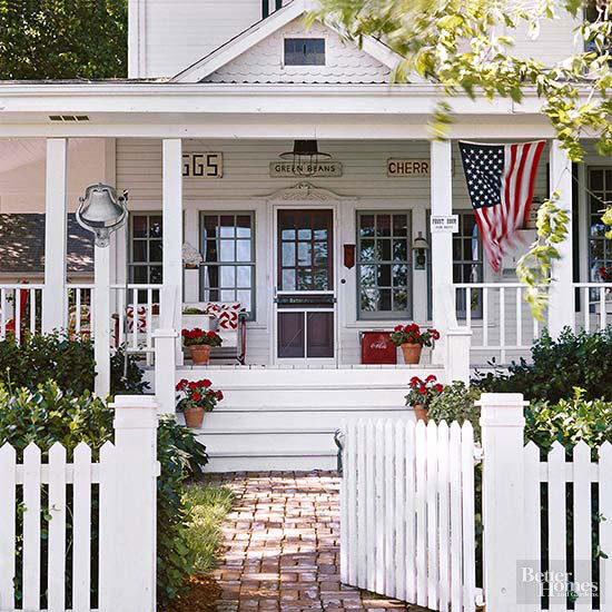 15 Gorgeous Curb Appeal Projects – My List Of Lists