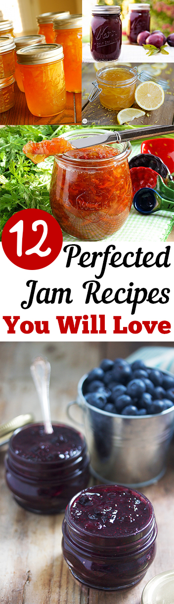 Recipes, jam recipes, easy jam recipes, delicious jam recipes, popular pin, yummy recipes, healthy recipes, recipes with fruit.