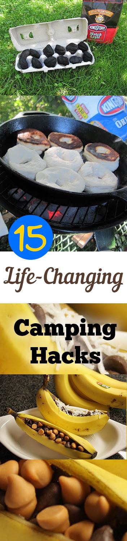 Summer, camping hacks, camping ideas, camp recipes, summer bucket list, popular pin, top pinterest pin, camping, camping tips, summer break ideas